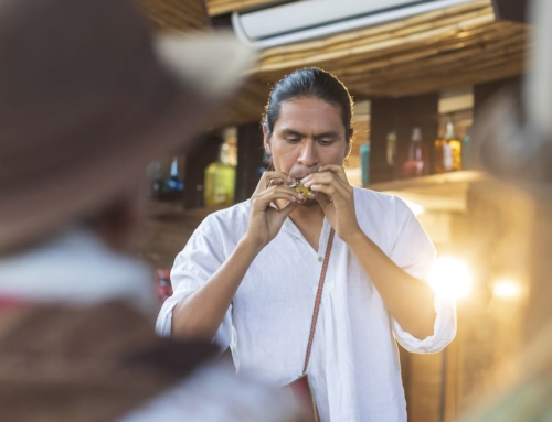 Experiencia Sonidos Prehispánicos